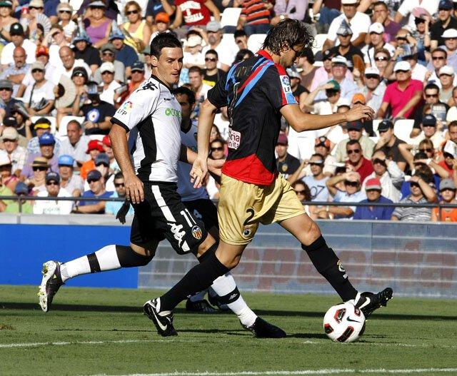 11.09.2010: Valencia CF 1 - 0 Rac. Santander