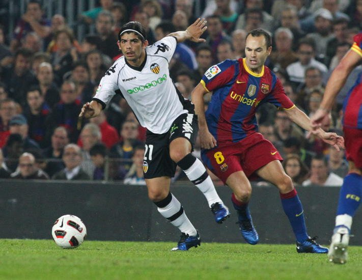 16.10.2010: FC Barcelona 2 - 1 Valencia CF
