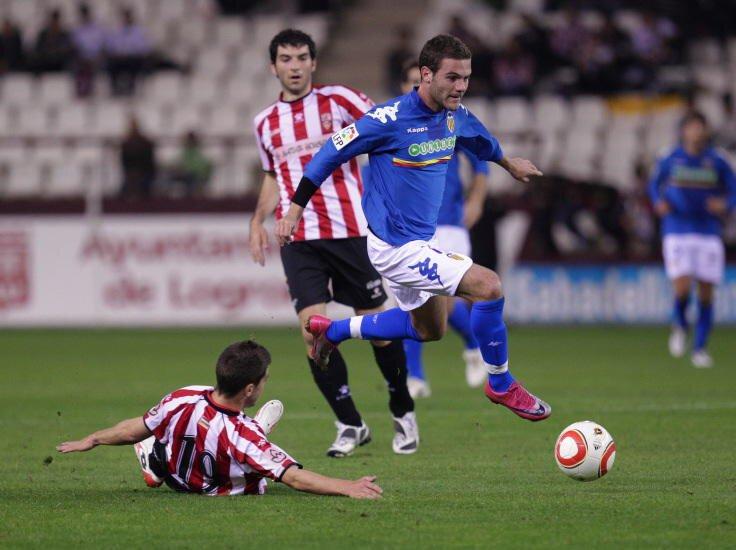 27.10.2010: UD Logroñés 0 - 3 Valencia CF