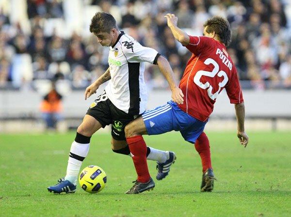 30.10.2010: Valencia CF 1 - 1 Real Zaragoza