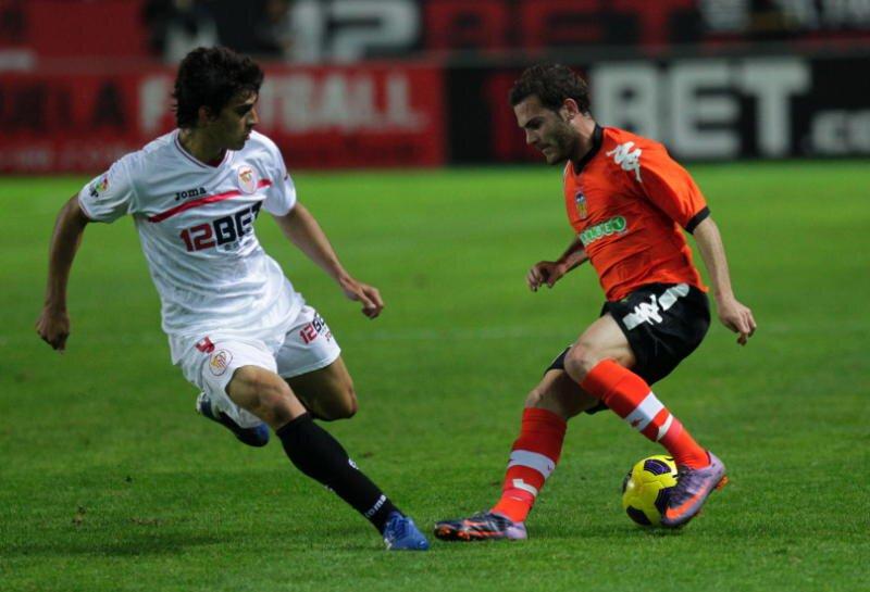 08.11.2010: Sevilla FC 2 - 0 Valencia CF