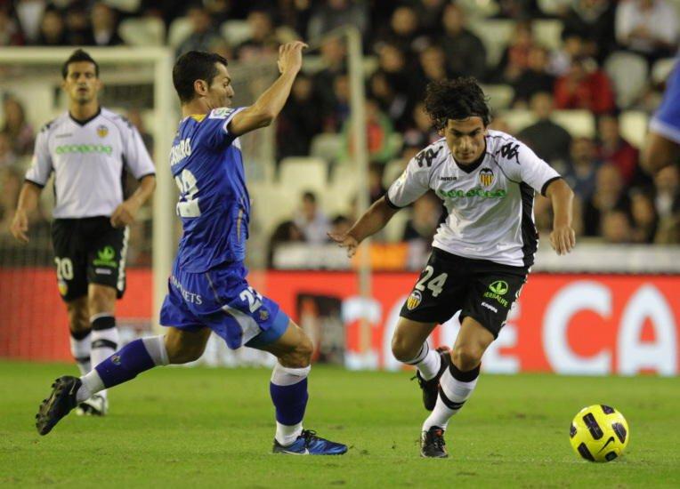 14.11.2010: Valencia CF 2 - 0 Getafe CF