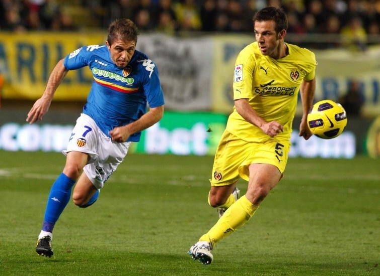 20.11.2010: Villarreal CF 1 - 1 Valencia CF