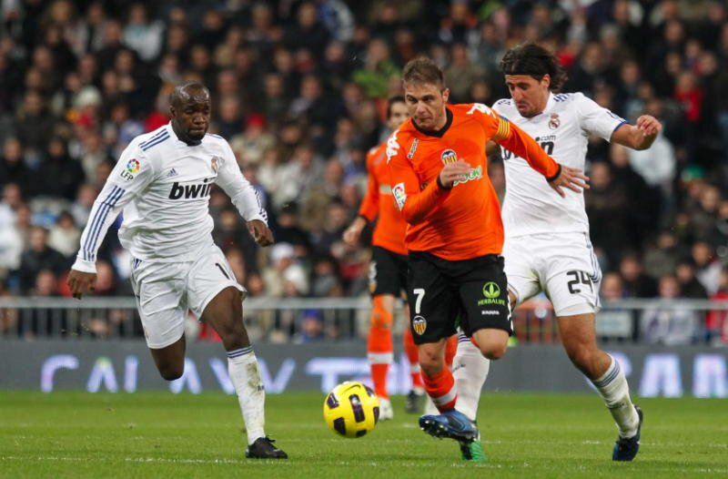 04.12.2010: Real Madrid 2 - 0 Valencia CF