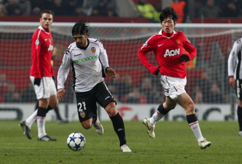 07.12.2010: Manchester U. 1 - 1 Valencia CF