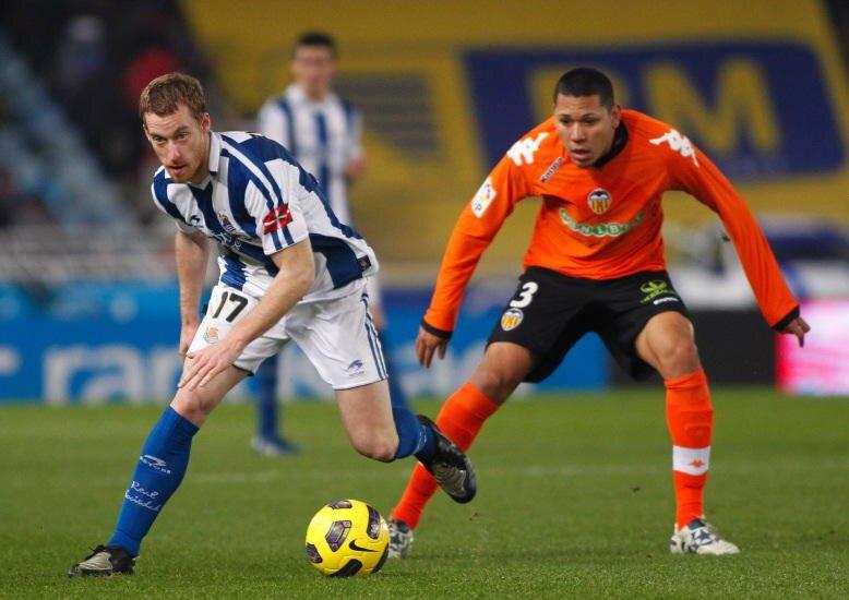 18.12.2010: Real Sociedad 1 - 2 Valencia CF
