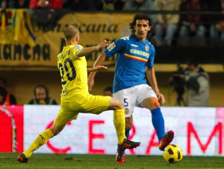 06.01.2011: Villarreal CF 4 - 2 Valencia CF