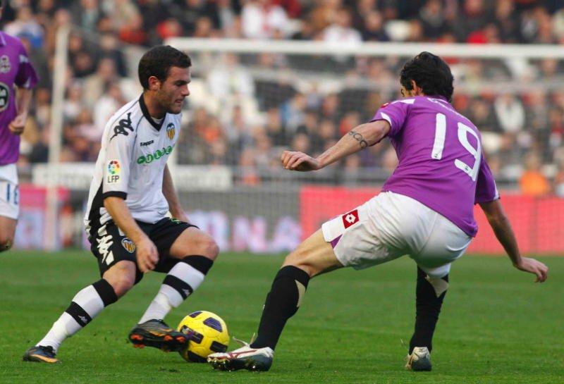 16.01.2011: Valencia CF 2 - 0 Dep. Coruña