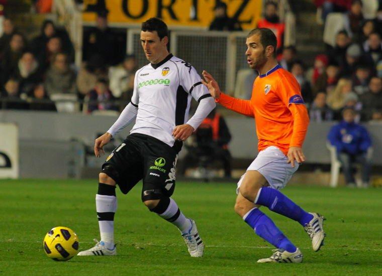 22.01.2011: Valencia CF 4 - 3 Málaga CF