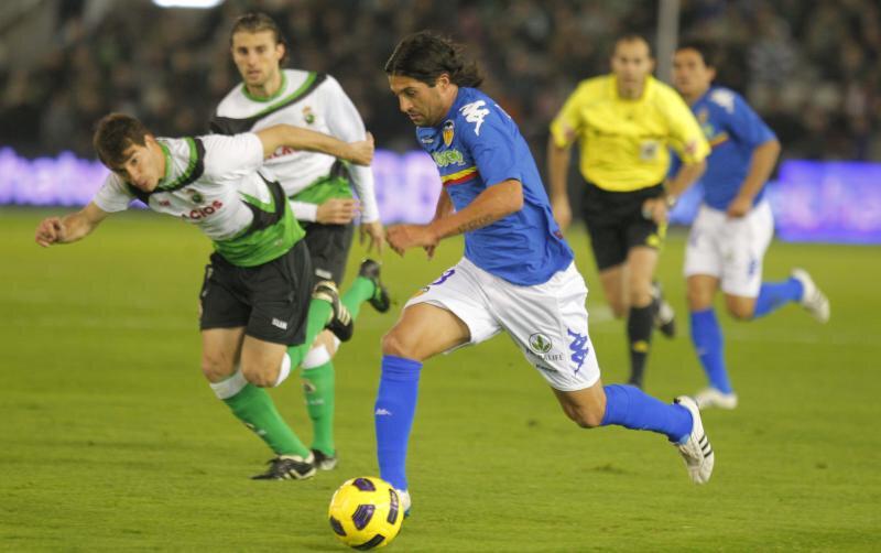 31.01.2011: Rac. Santander 1 - 1 Valencia CF