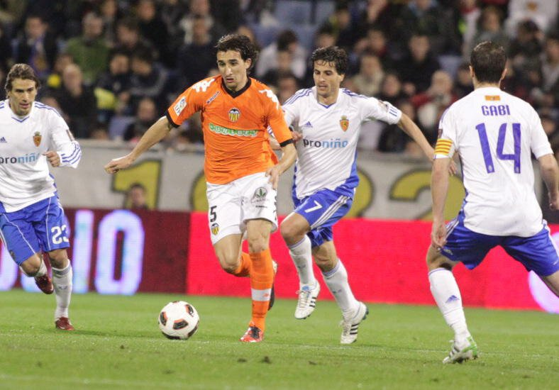 12.03.2011: Real Zaragoza 4 - 0 Valencia CF