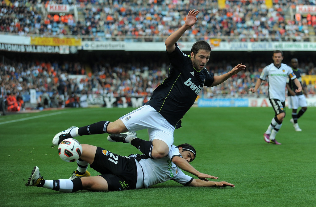 23.04.2011: Valencia CF 3 - 6 Real Madrid