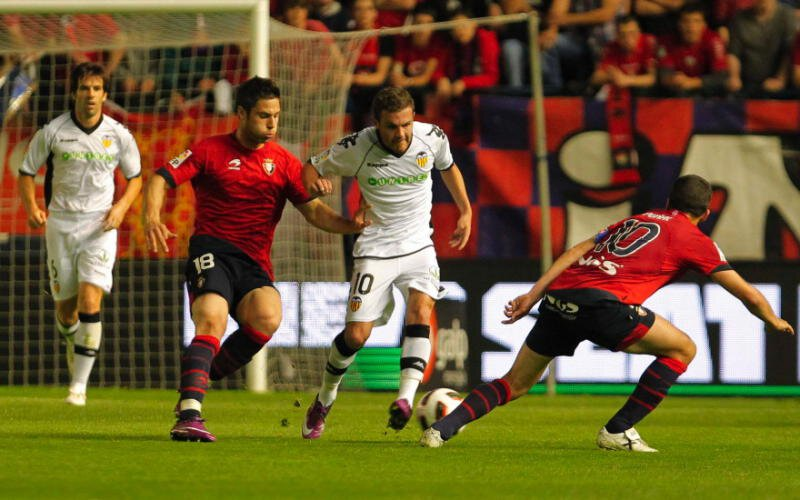 01.05.2011: CA Osasuna 1 - 0 Valencia CF