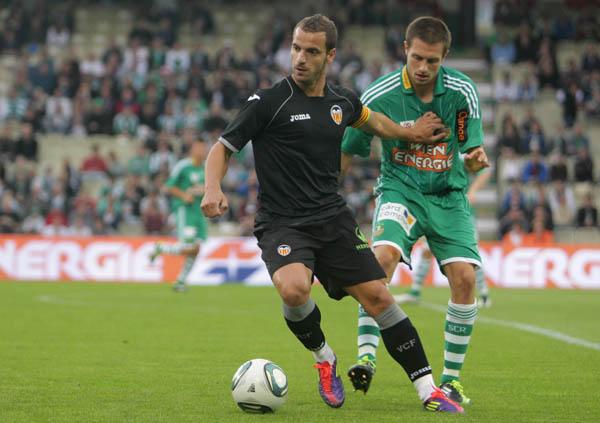 26.07.2011: Rapid Viena 4 - 1 Valencia CF