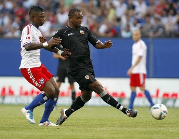 02.08.2011: Hamburgo SV 1 - 2 Valencia CF