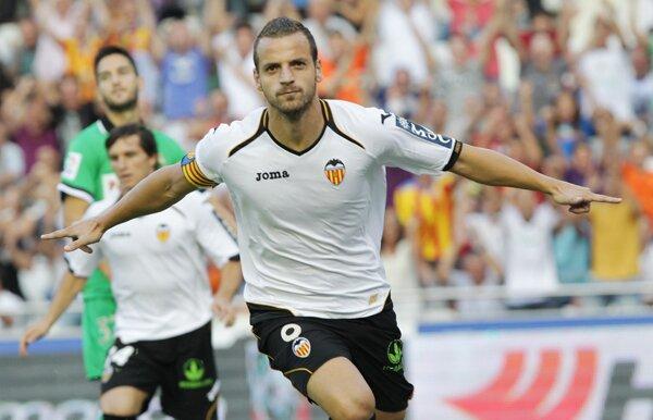 27.08.2011: Valencia CF 4 - 3 Rac. Santander