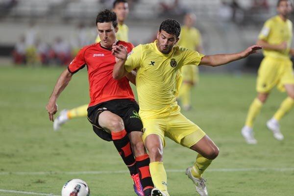 01.09.2011: Villarreal CF 0 - 0 Valencia CF