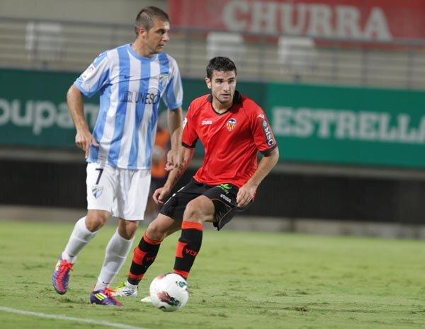 01.09.2011: Málaga CF 0 - 2 Valencia CF