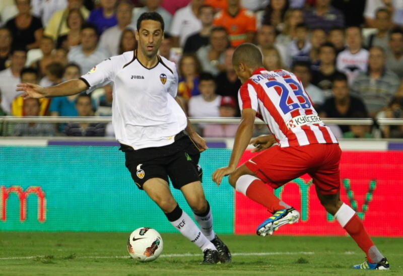 10.09.2011: Valencia CF 1 - 0 At. Madrid