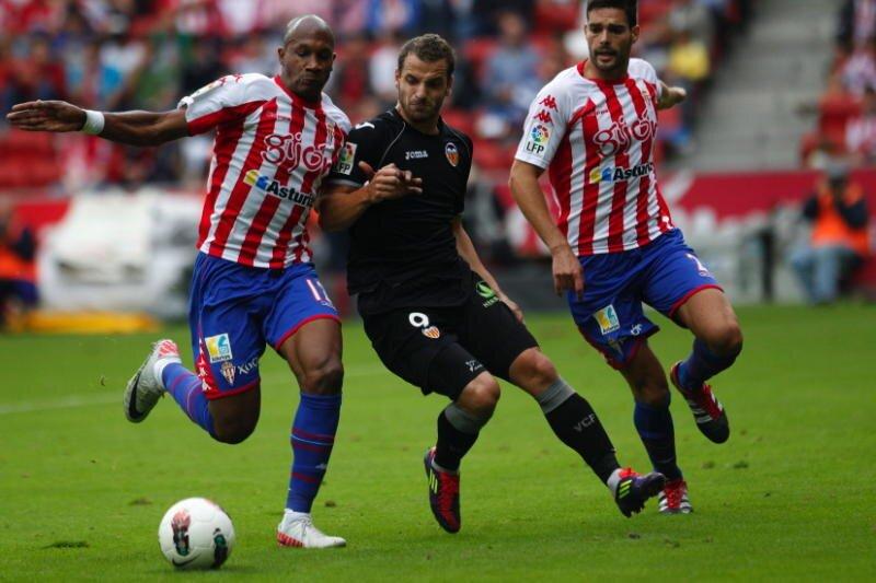 17.09.2011: Sporting Gijón 0 - 1 Valencia CF