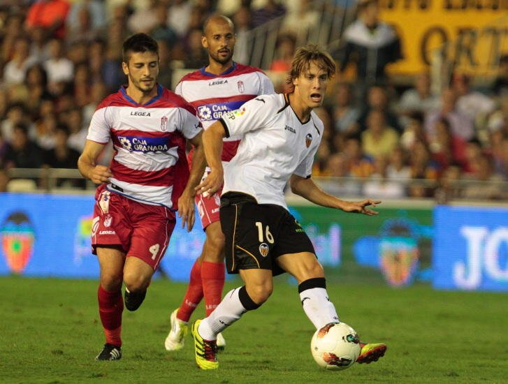 01.10.2011: Valencia CF 1 - 0 Granada CF