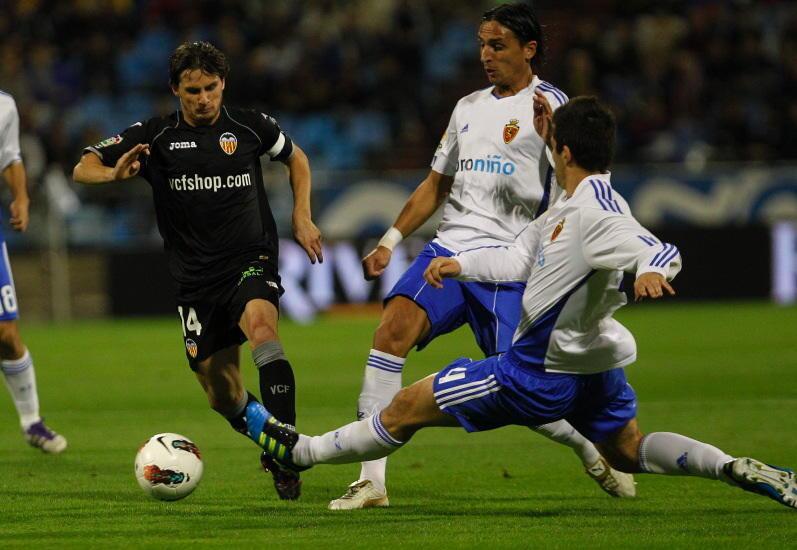 26.10.2011: Real Zaragoza 0 - 1 Valencia CF