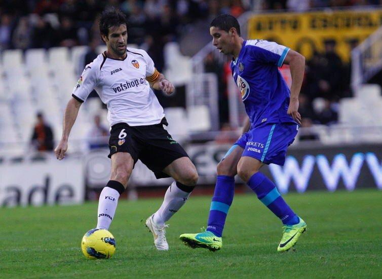 29.10.2011: Valencia CF 3 - 1 Getafe CF