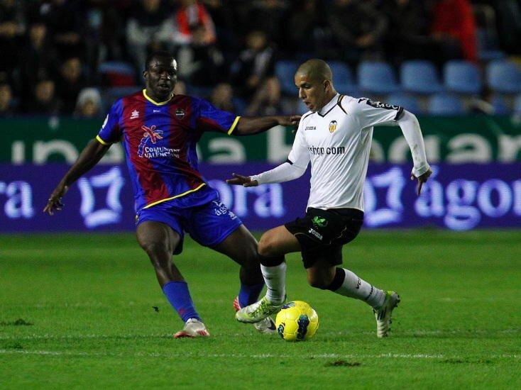 05.11.2011: Levante UD 0 - 2 Valencia CF