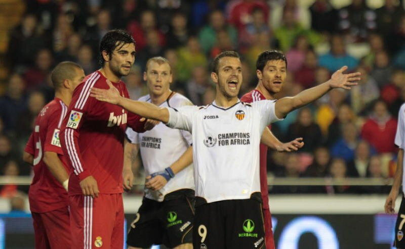 19.11.2011: Valencia CF 2 - 3 Real Madrid