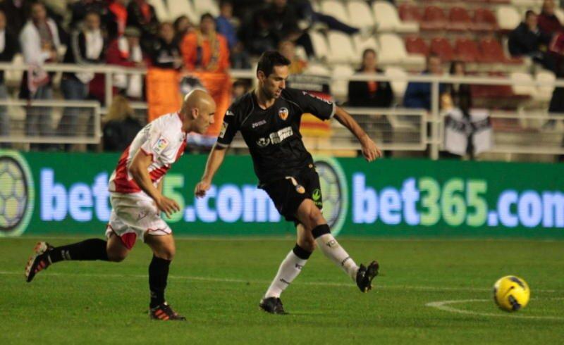 26.11.2011: Rayo Vallecano 1 - 2 Valencia CF