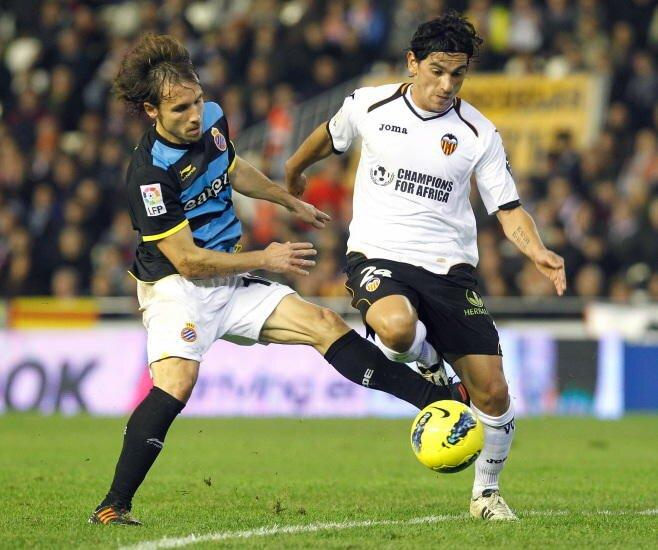 03.12.2011: Valencia CF 2 - 1 RCD Espanyol
