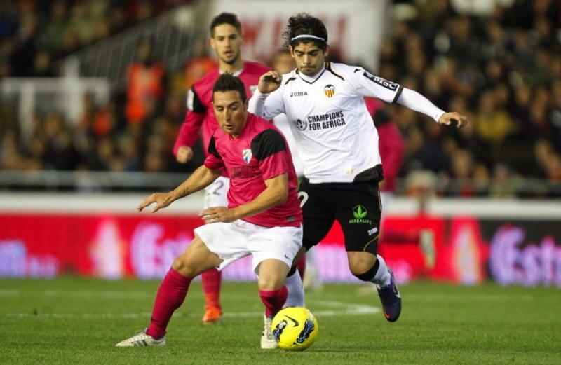 18.12.2011: Valencia CF 2 - 0 Málaga CF