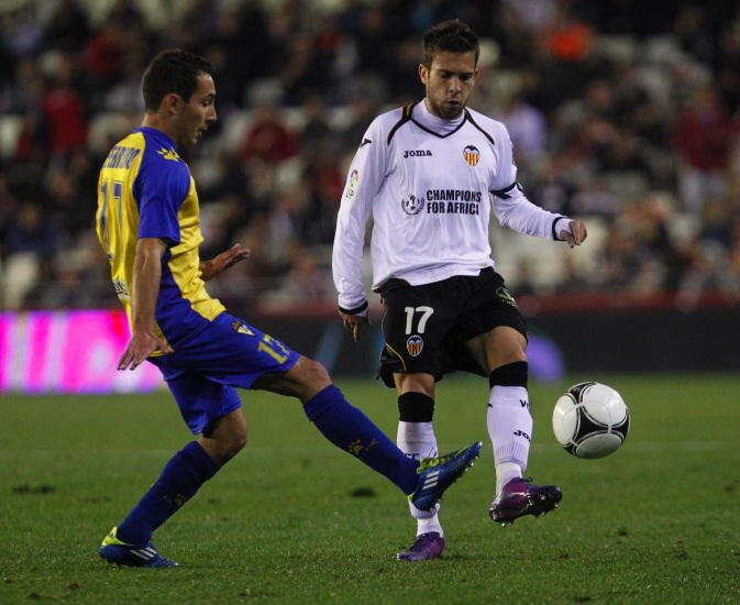 22.12.2011: Valencia CF 4 - 0 Cádiz CF