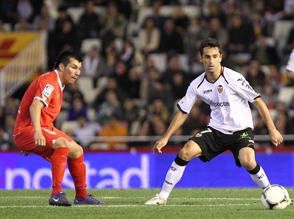 05.01.2012: Valencia CF 1 - 0 Sevilla FC