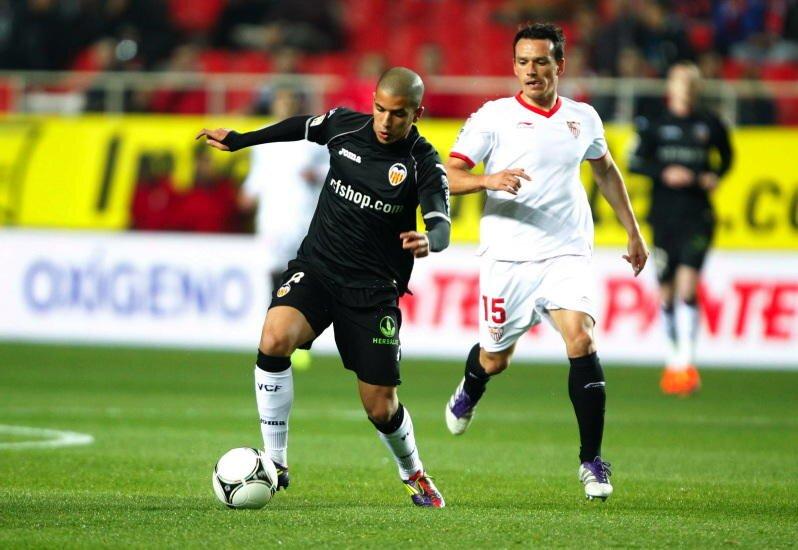 11.01.2012: Sevilla FC 2 - 1 Valencia CF