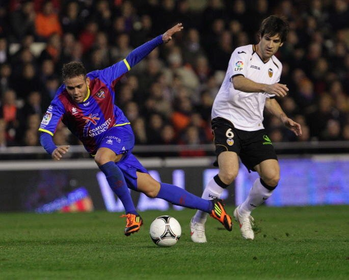 19.01.2012: Valencia CF 4 - 1 Levante UD