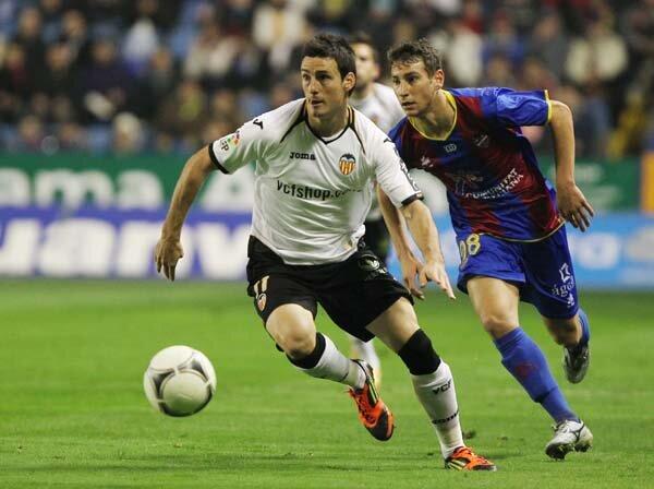 26.01.2012: Levante UD 0 - 3 Valencia CF