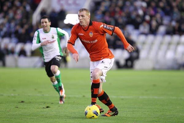 29.01.2012: Rac. Santander 2 - 2 Valencia CF