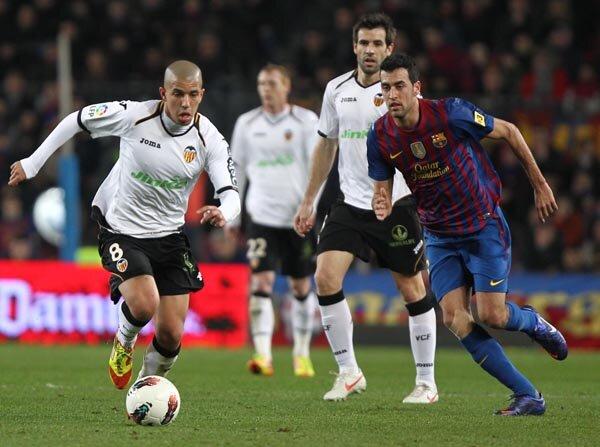 19.02.2012: FC Barcelona 5 - 1 Valencia CF