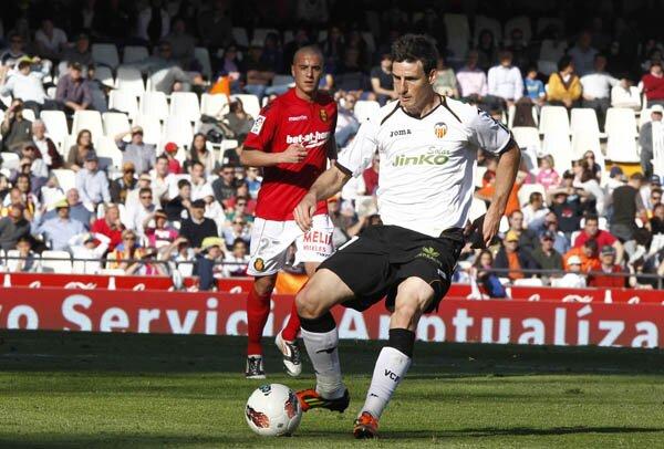 11.03.2012: Valencia CF 2 - 2 RCD Mallorca