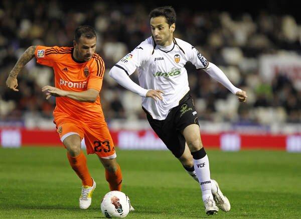 21.03.2012: Valencia CF 1 - 2 Real Zaragoza