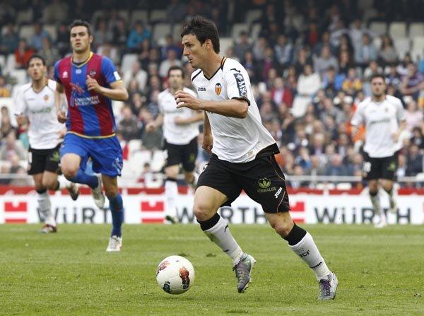 01.04.2012: Valencia CF 1 - 1 Levante UD