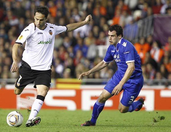 05.04.2012: Valencia CF 4 - 0 AZ Alkmaar