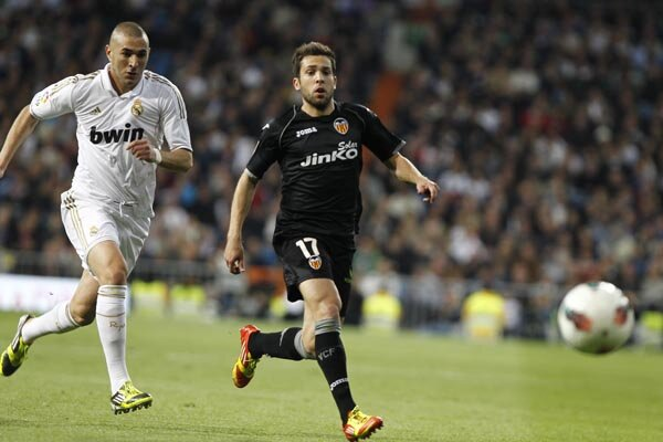 08.04.2012: Real Madrid 0 - 0 Valencia CF