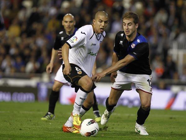 11.04.2012: Valencia CF 4 - 1 Rayo Vallecano