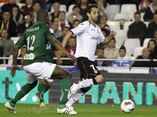 22.04.2012: Valencia CF 4 - 0 Real Betis