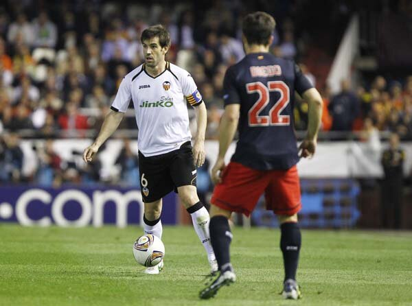 26.04.2012: Valencia CF 0 - 1 At. Madrid