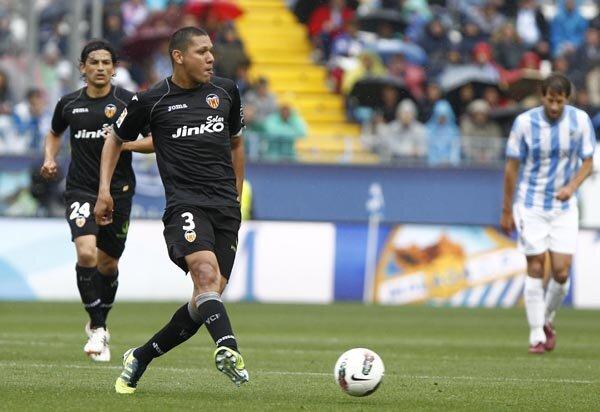29.04.2012: Málaga CF 1 - 0 Valencia CF
