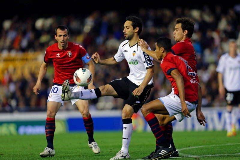 02.05.2012: Valencia CF 4 - 0 CA Osasuna