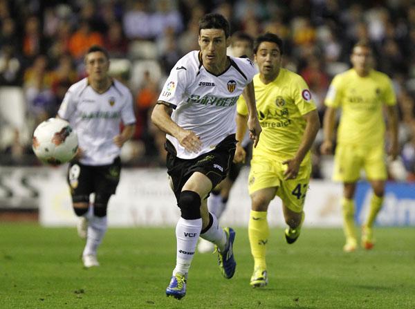05.05.2012: Valencia CF 1 - 0 Villarreal CF